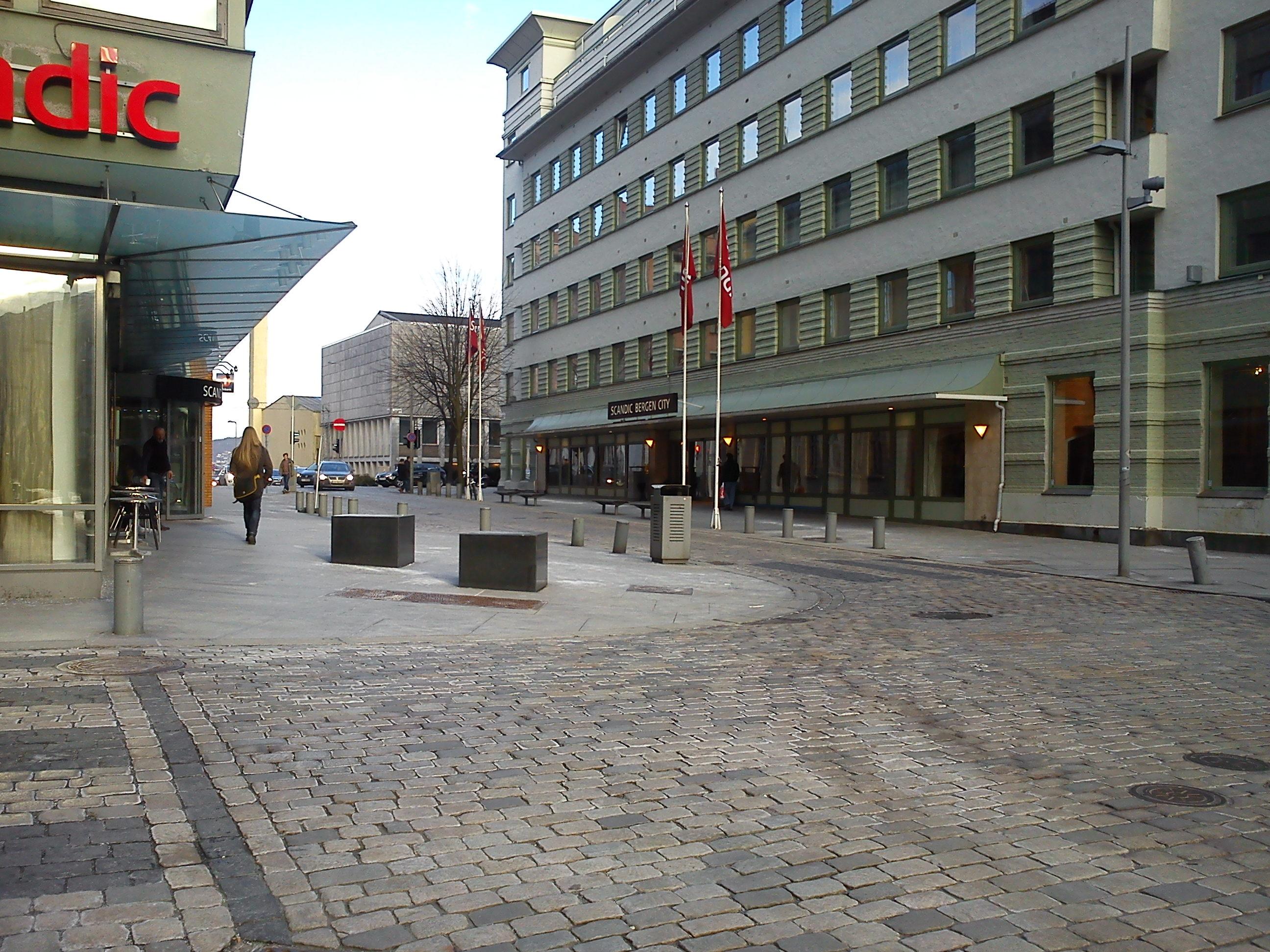 Scandic hotel Bergen
