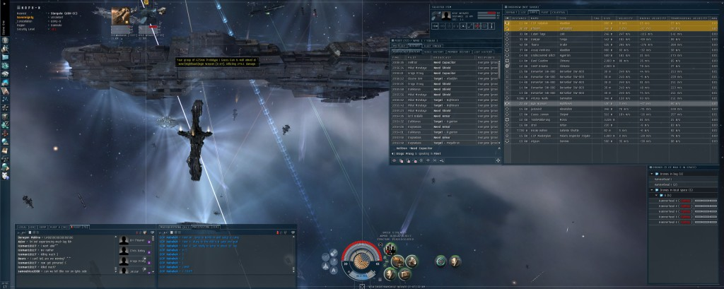 Picture of EVE online